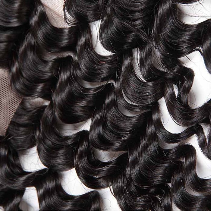 best deep wave lace frontal 360