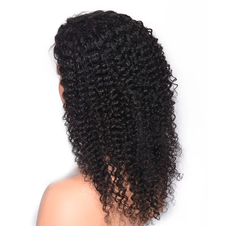 lace wig kinky curly hair
