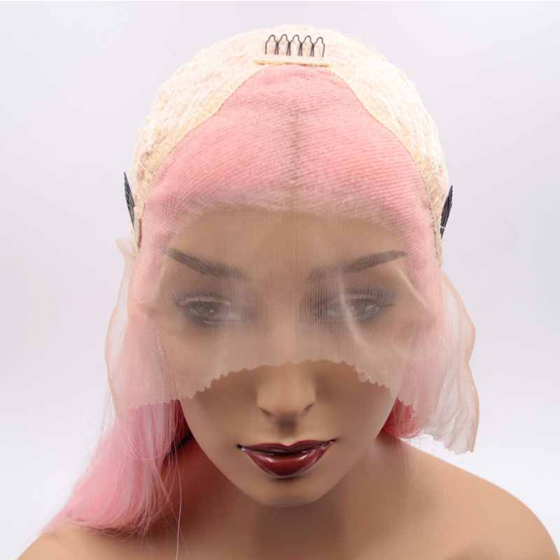 heat resistant synthetic wigs lace front