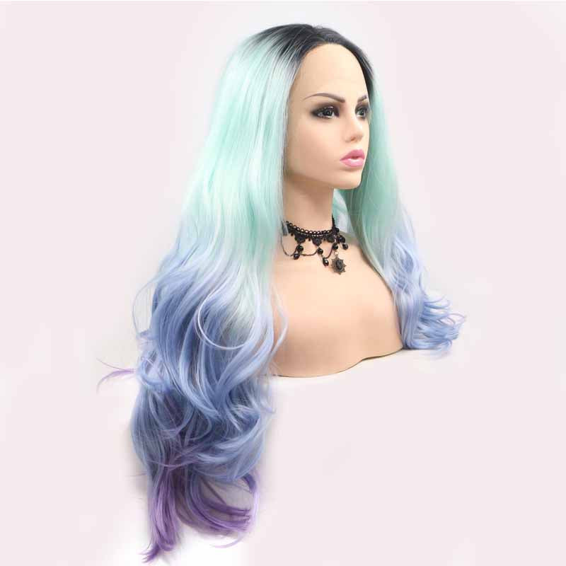 synthetic wig hair products