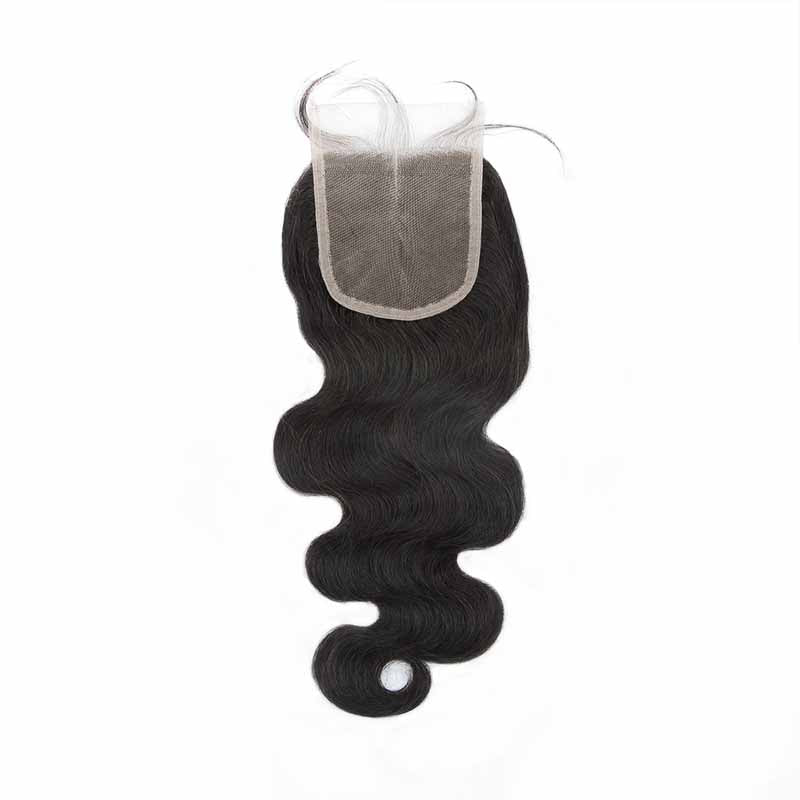 brazilian body wave lace closure