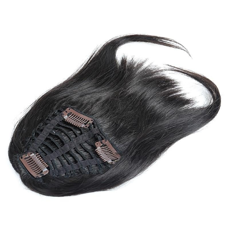 Human Hair Bangs Clip In for sale