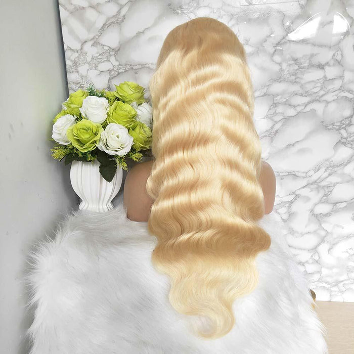 free part 613 full lace wig