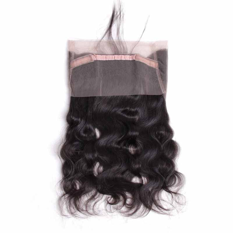 buy brazilian body wave 360 lace frontal