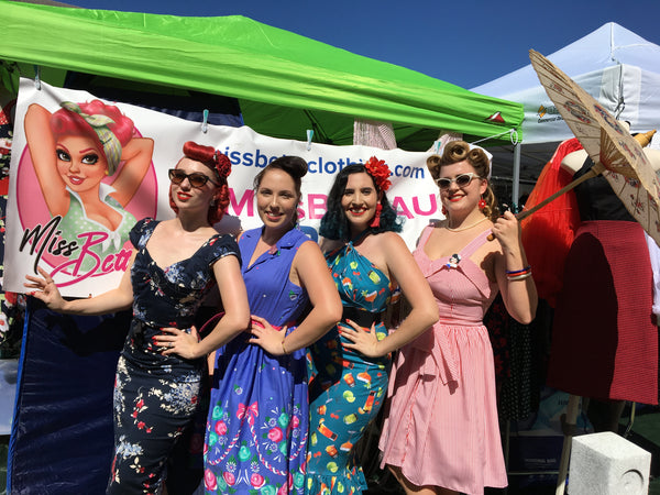 Pinup Perfection at Retro Rewind
