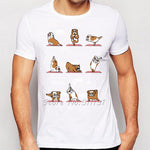 Animal Fitness Design Printed T-Shirts