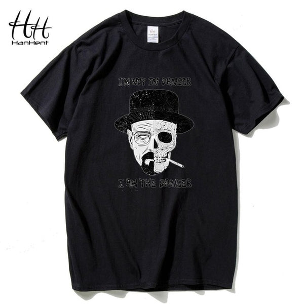 Heisenberg Zombie Casual Men T-shirt