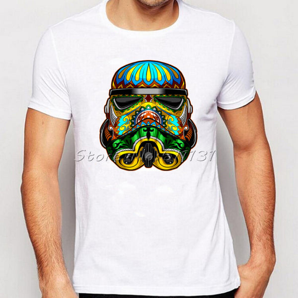 Star Wars Yoda Printing T-Shirts