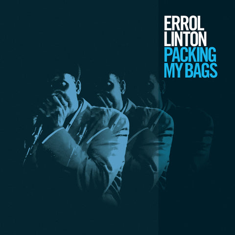 ERROL LINTON BAND - PACKING MY BAGS - VINYL LP