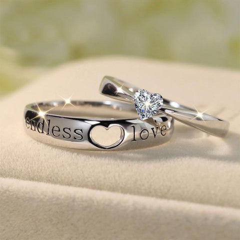 """Endless Love"" Rings"