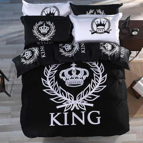 Couple Bedding set