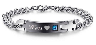 His & Hers Couple Bracelets