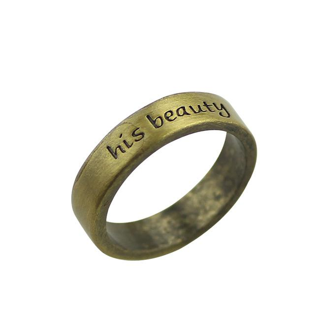 Beauty and the beast Ring – BelovedGifts