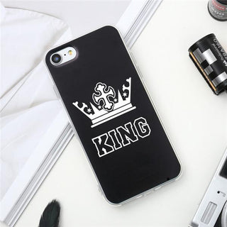 Valentine KING&Queen Cases
