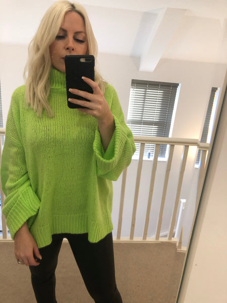 Limelight Jumper