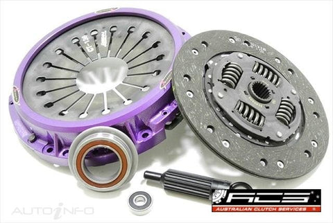 Xtreme Clutch Kit-HD Organic Clutch Kit 1jz/2jz R154