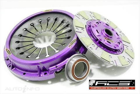Xtreme Clutch Kit-Cushioned Ceramic 1jz/2jz R154