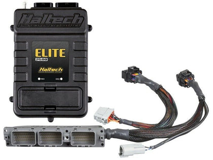 Haltech Elite 2500 + Toyota Supra JZA80 2JZ Plug 'n' Play Adaptor Harness ECU Kit