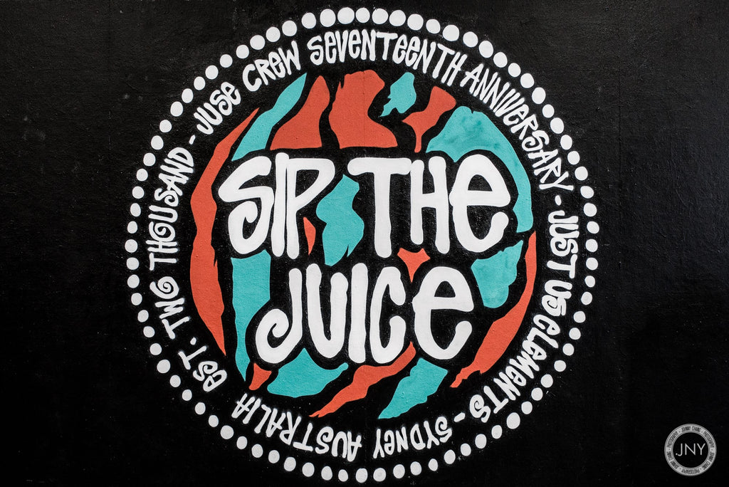 Sip The Juice 3 - Juse Crew 17th Year Anniversary