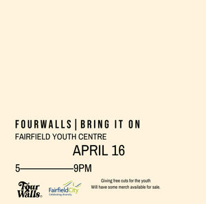 FOURWALLS | BRING IT ON 2021