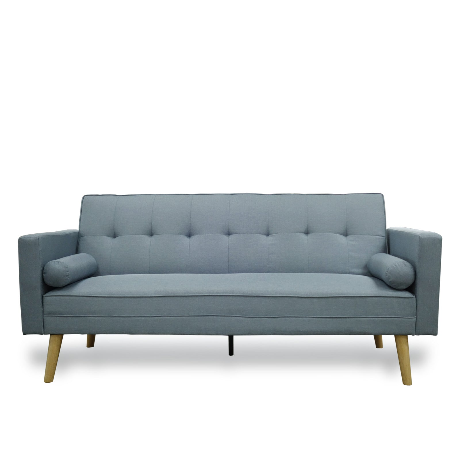 Phenomenal Alison Light Blue Sofa Bed Caraccident5 Cool Chair Designs And Ideas Caraccident5Info