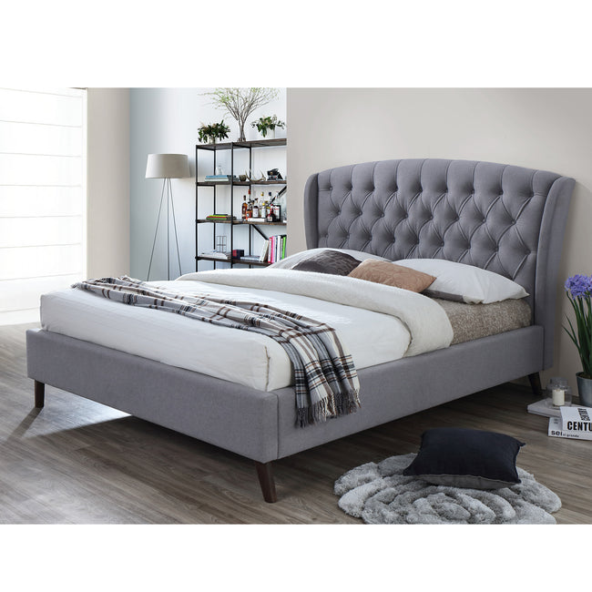Harvard Double Fabric Bed Frame