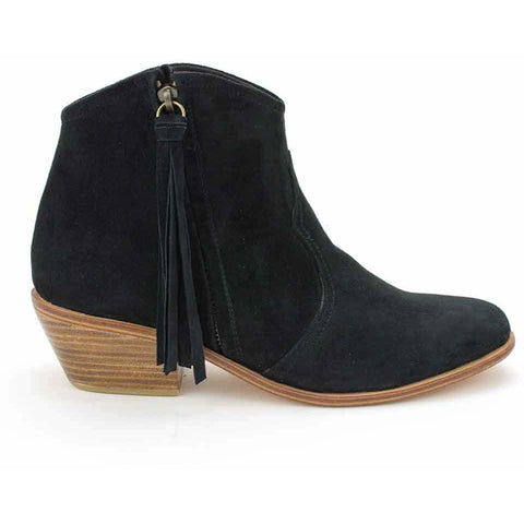 Jfahri Boot - Black Suede-Shoes-jfahristore