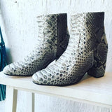 Jfahri Sassy boot neutral snake