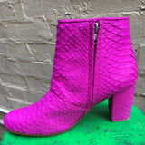 Joey Boot - Neon Pink