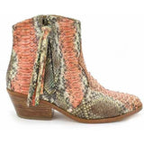 Jfahri Boot - Neutral/Pastel Orange-Shoes-jfahristore