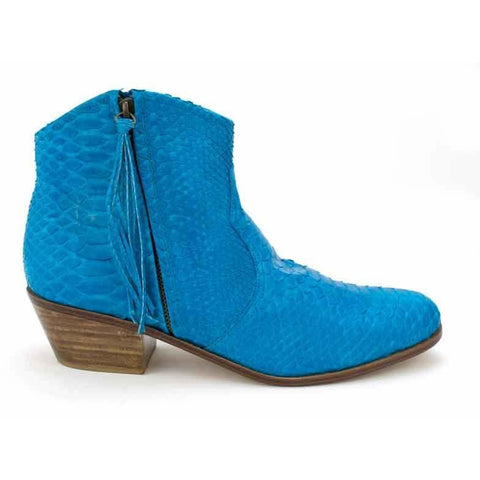 Jfahri Boot - Torquoise-Shoes-jfahristore