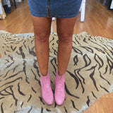 Sassy Boot - Musk Pink-Shoes-jfahristore