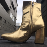 La Luna Boot - Gold