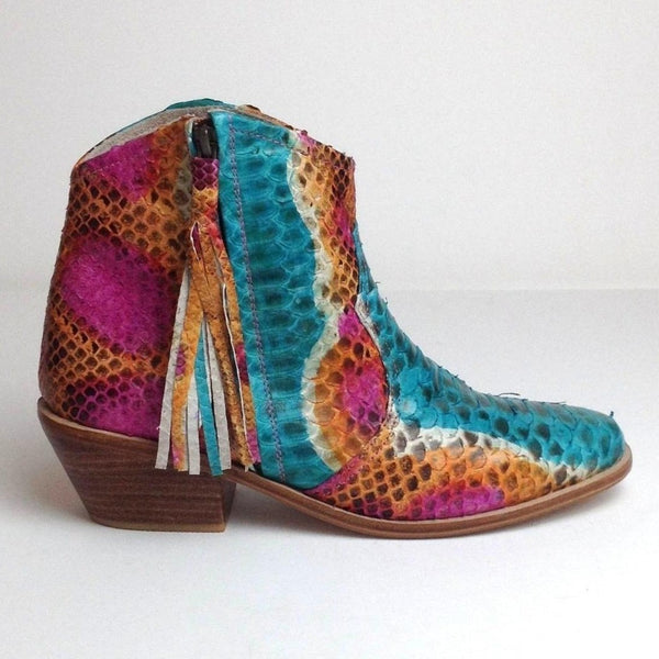 Jfahri Boot - Neon Multi-Shoes-jfahristore