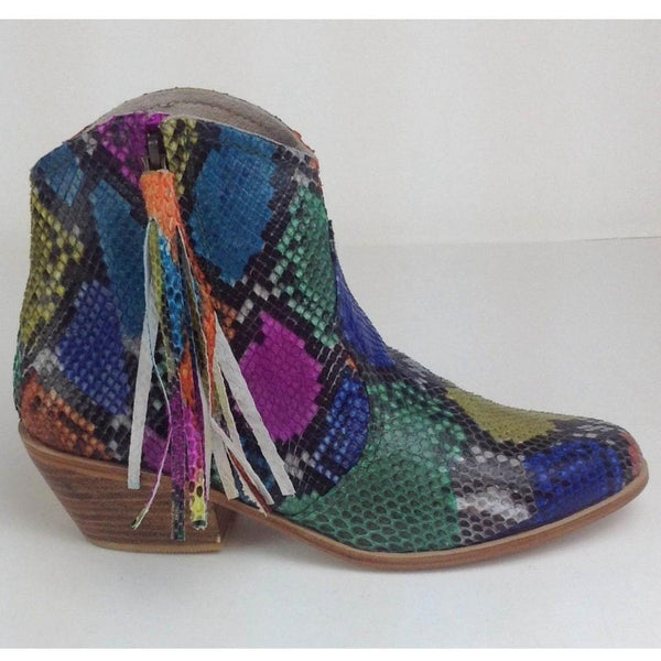 Jfahri Boot - Bright Multi-Shoes-jfahristore