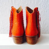 Jfahri Boot - Tangerine-Shoes-jfahristore