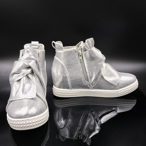 Shiny Sparkling Trainers Casual & Party