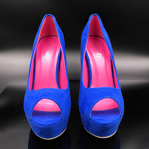 High Thick Heel Platform Shoes