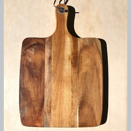 Mothers Day Acacia Cheeseboard or Paddle