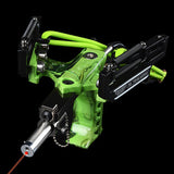 Professional High Quality Laser Slingshot Bundle - wildernesssurvivallife
