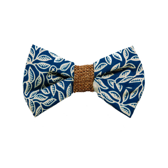 The Uluwatu - Handmade Bow Tie with the Collar