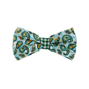The Sunday - Handmade Bow Tie with the Collar