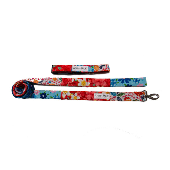 Molly - Handmade Collar & Leash