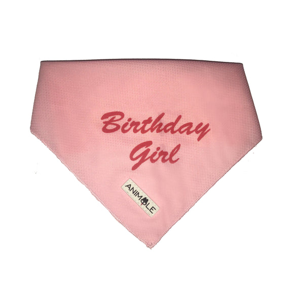 Birthday Girl - Bandana