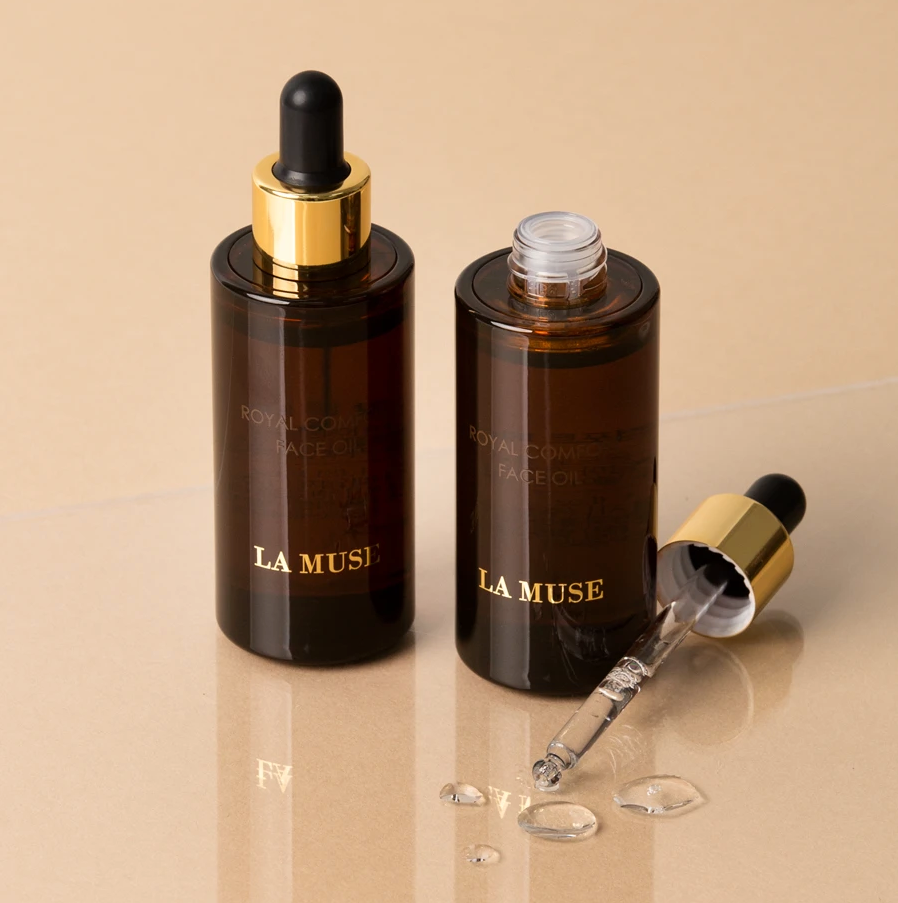 OLIVIA Blog: Brand Introduction - LA MUSE, Royal Comfort Facial Oil