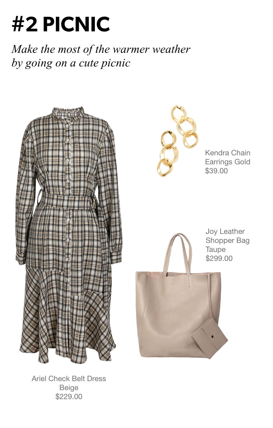 OLIVIA Blog: Spring Outfit Guide 2020