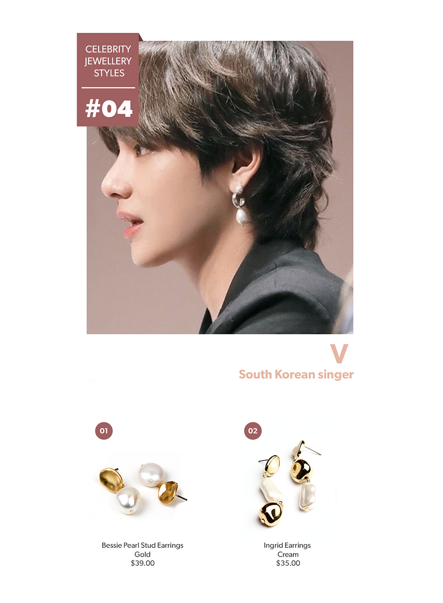 Celebrity styles spotted at OLIVIA #1: Jewellery Edition