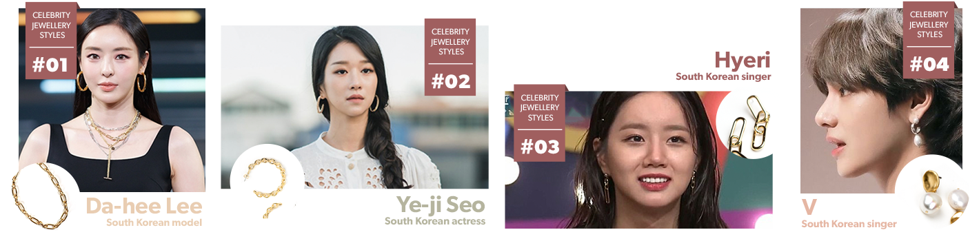 Celebrity styles spotted at OLIVIA #1: Jewellery Edition | OLIVIA NZ Store online