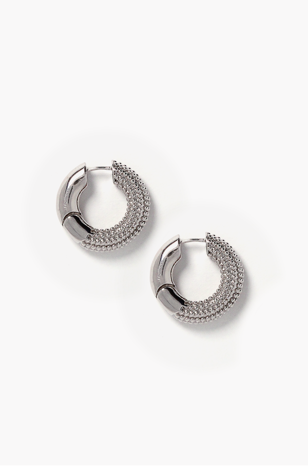 Bijou Earrings / Silver