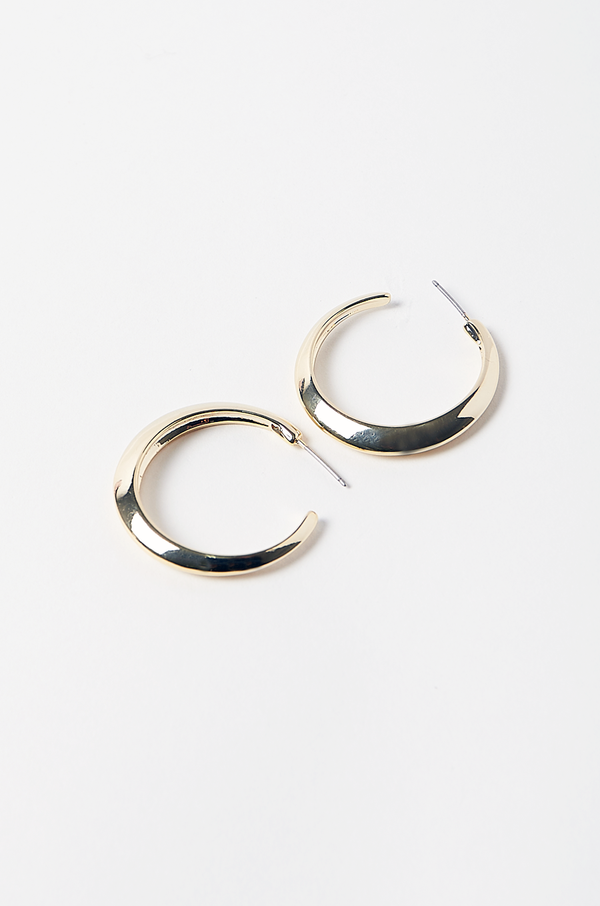 Kira Hoop Earrings